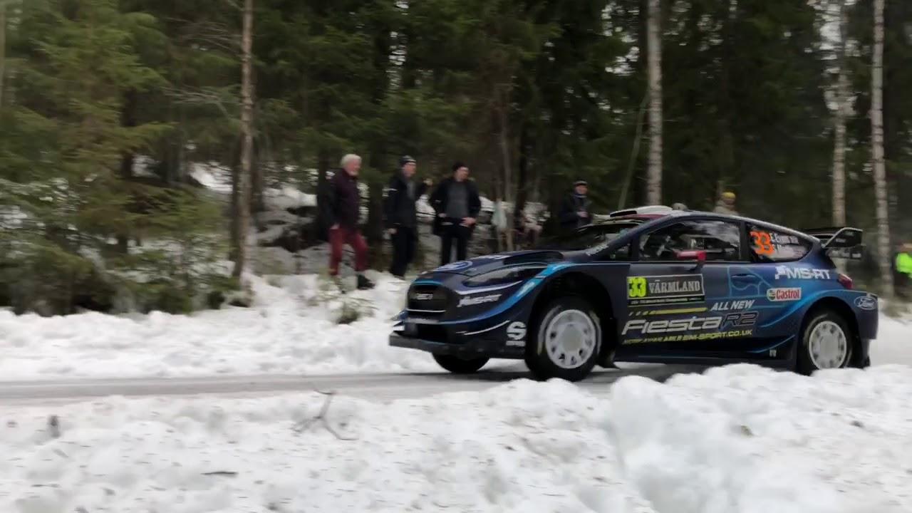 Rootsi ralli 2019 - SS4, 78siwy SS