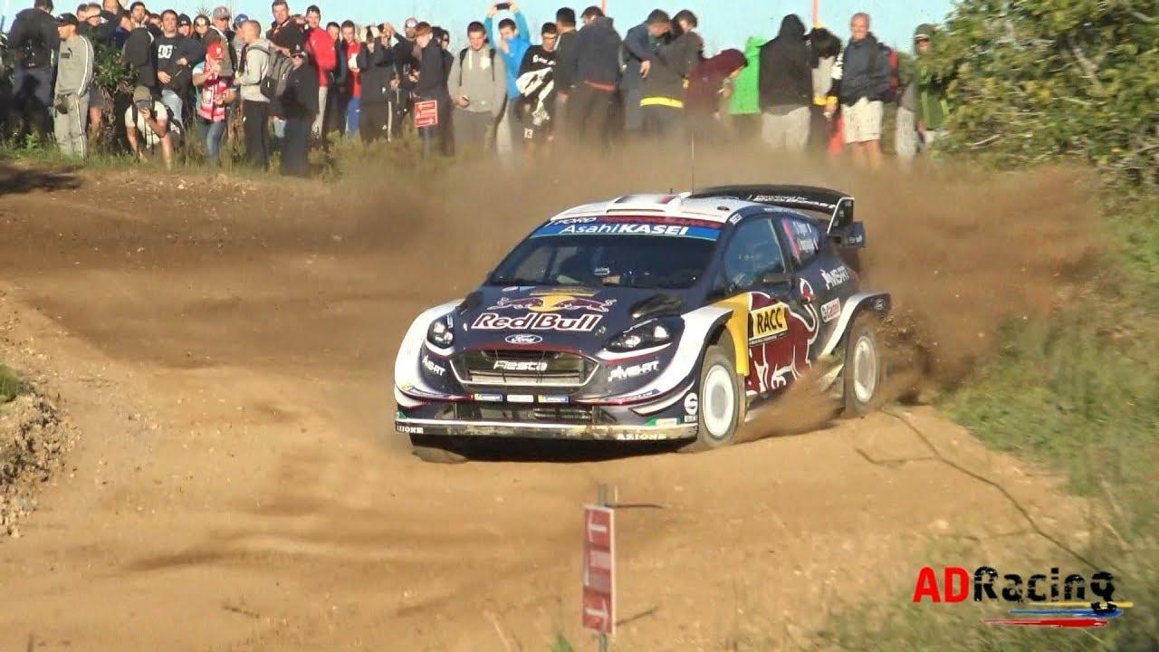 Hispaania ralli 2018 - testikatse, ADRacing Rallyes
