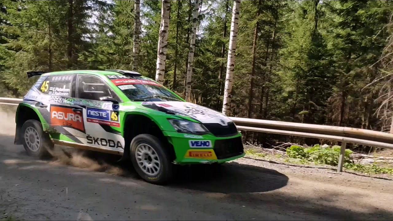 Soome ralli 2018 - ülevaade, aiku aix