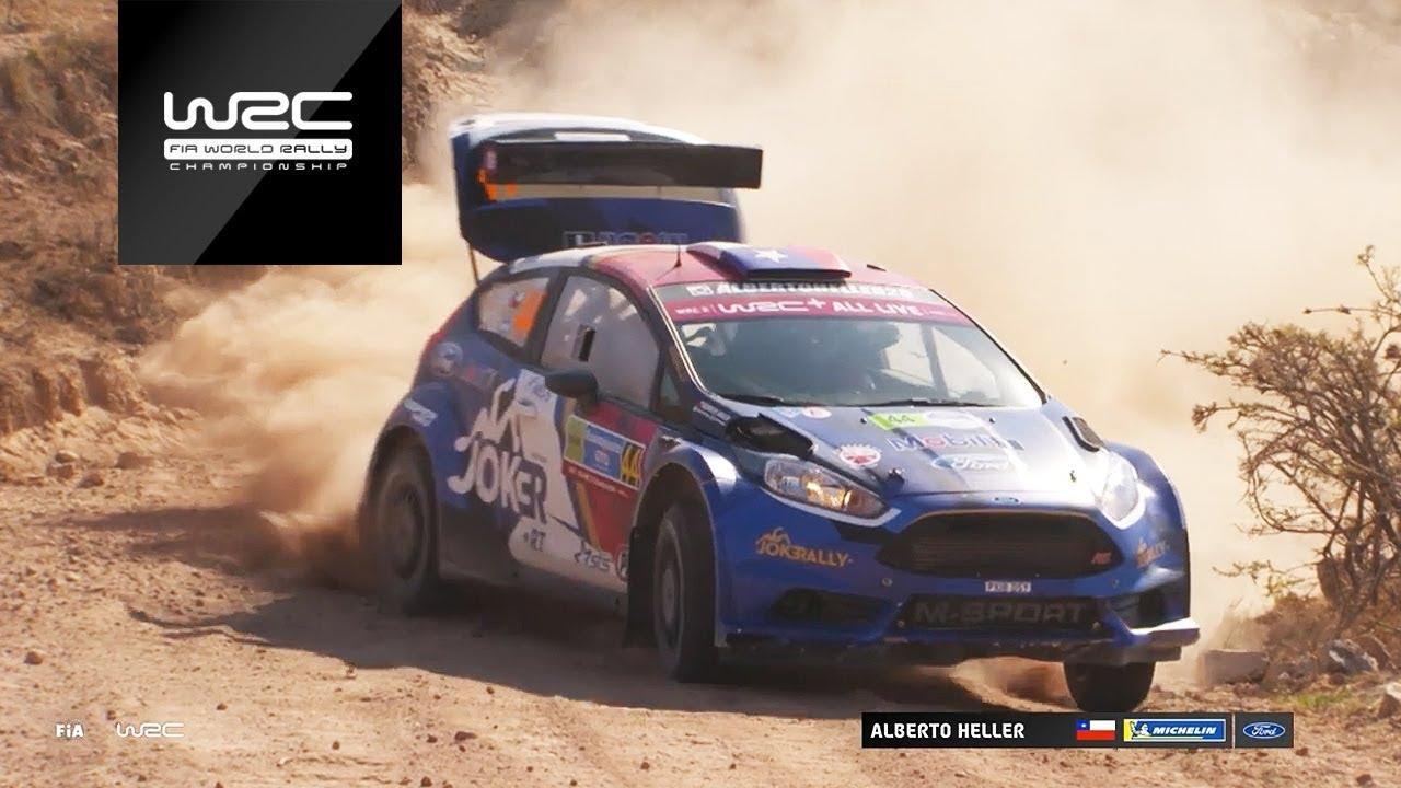 Mehhiko ralli 2019 - 2. päev, WRC2 kokkuvõte, WRC