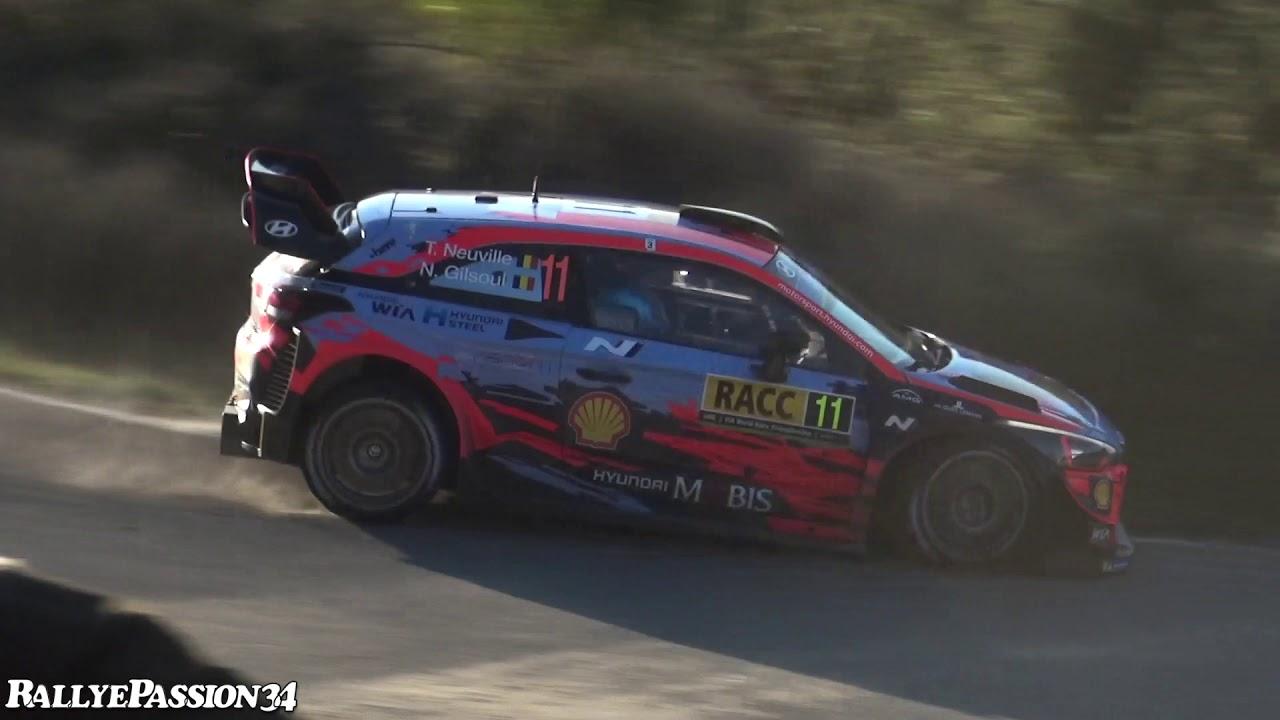 Hispaania ralli 2019 - 2. võistluspäev, Rallye Passion34