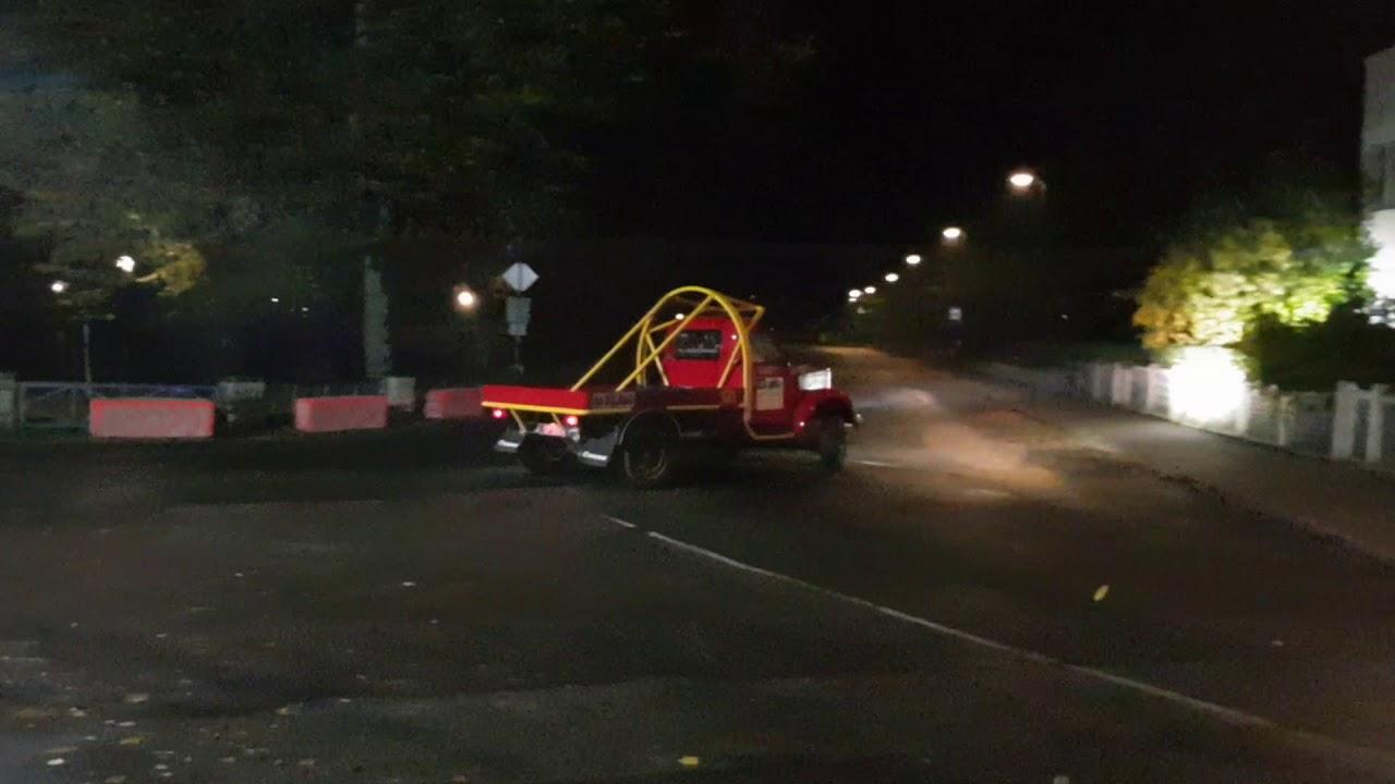 Saaremaa ralli 2018 - SS3, avarii