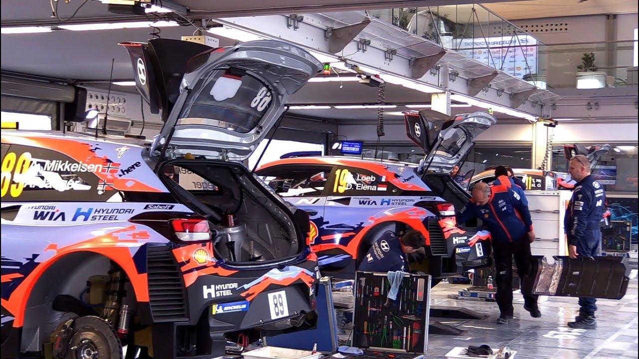 Monte Carlo ralli 2019 - tehniline kontroll, TzRallye0412