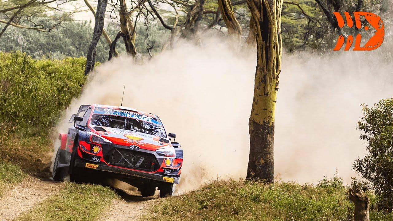 Keenia ralli reedese võistluspäeva TOP3 sõitjate kommentaarid