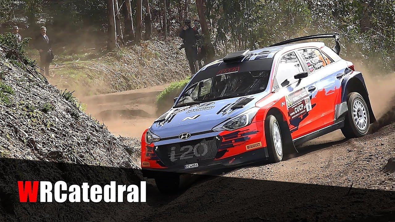 Rally Serras de Fafe 2020 shakedown testikatse, WRCatedral