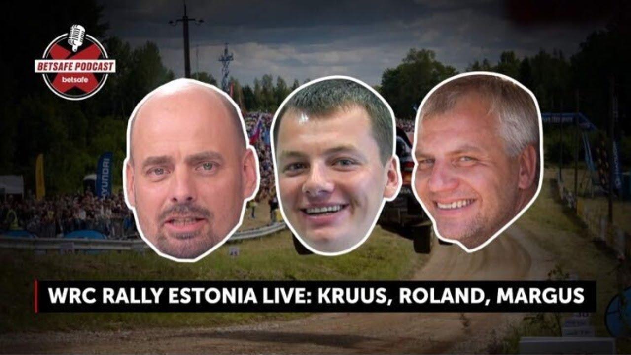 Betsafe Live: Rally Estonia 2020 1. päev
