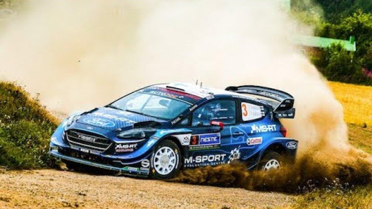 Soome ralli 2019 - 2. päev, M-Sport ülevaade, WRC