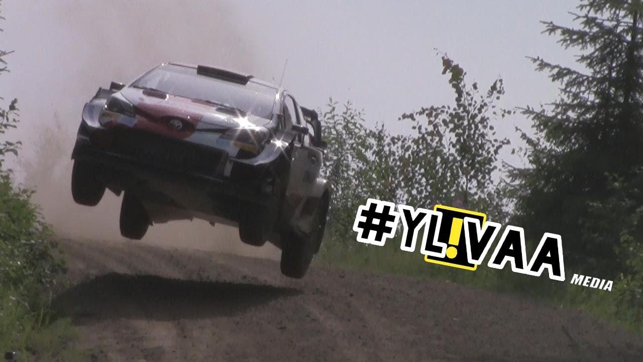 Evans valmistumas Rally Estoniaks, YLIVAA Media