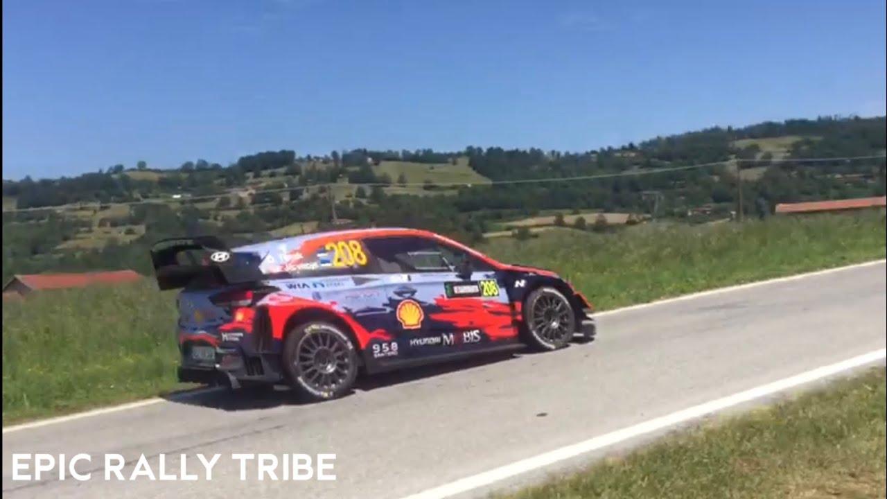 Rally di Alba 2020 - kiiruskatsed, Epic Rally Tribe