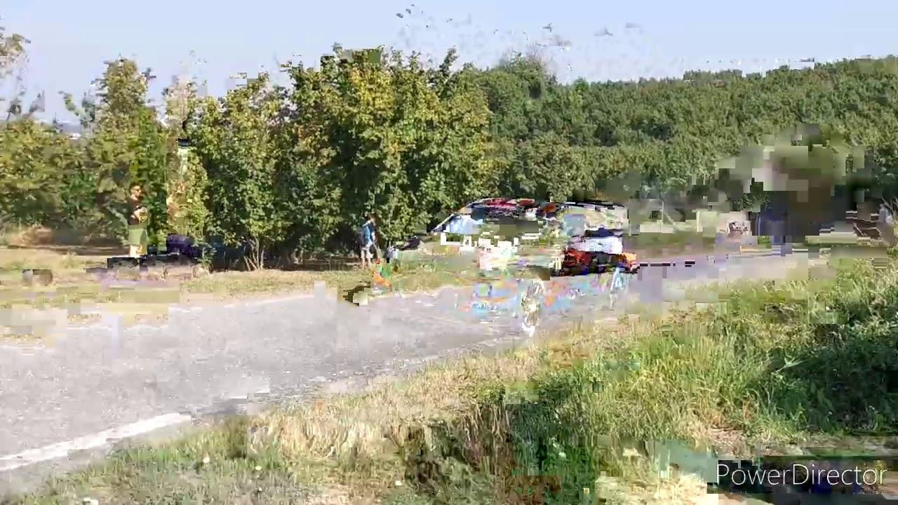 Rally di Alba 2020 - shakedown testikatse, Annacati