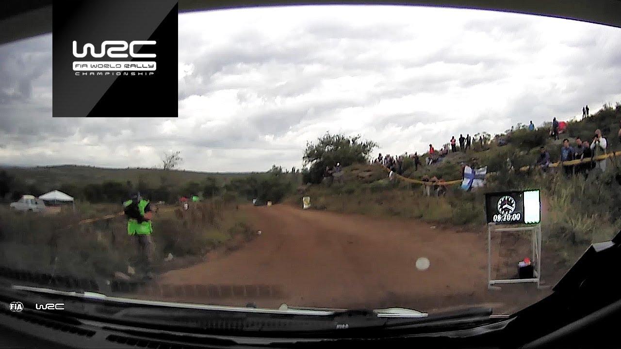 Argentiina ralli 2018 - Shakedown, WRC