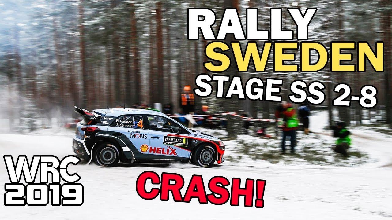 Rootsi ralli 2019 - 2. päev, 27 OCTANE