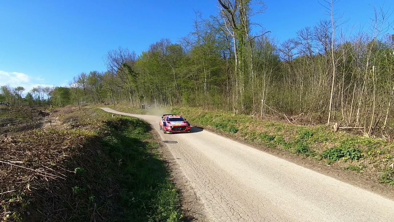 Horvaatia Rally 2021 - kiiruskatse SS7
