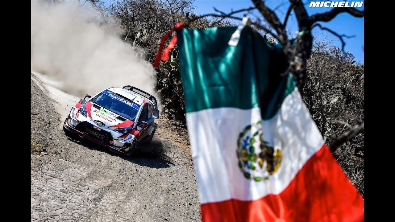 Mehhiko ralli 2019 - testikatse, Michelin Motorsport
