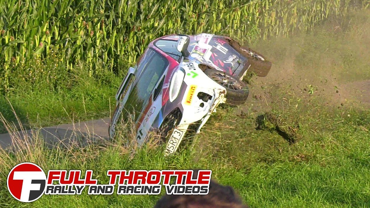 Sesksi avarii shakedown testikatsel, Full Throttle