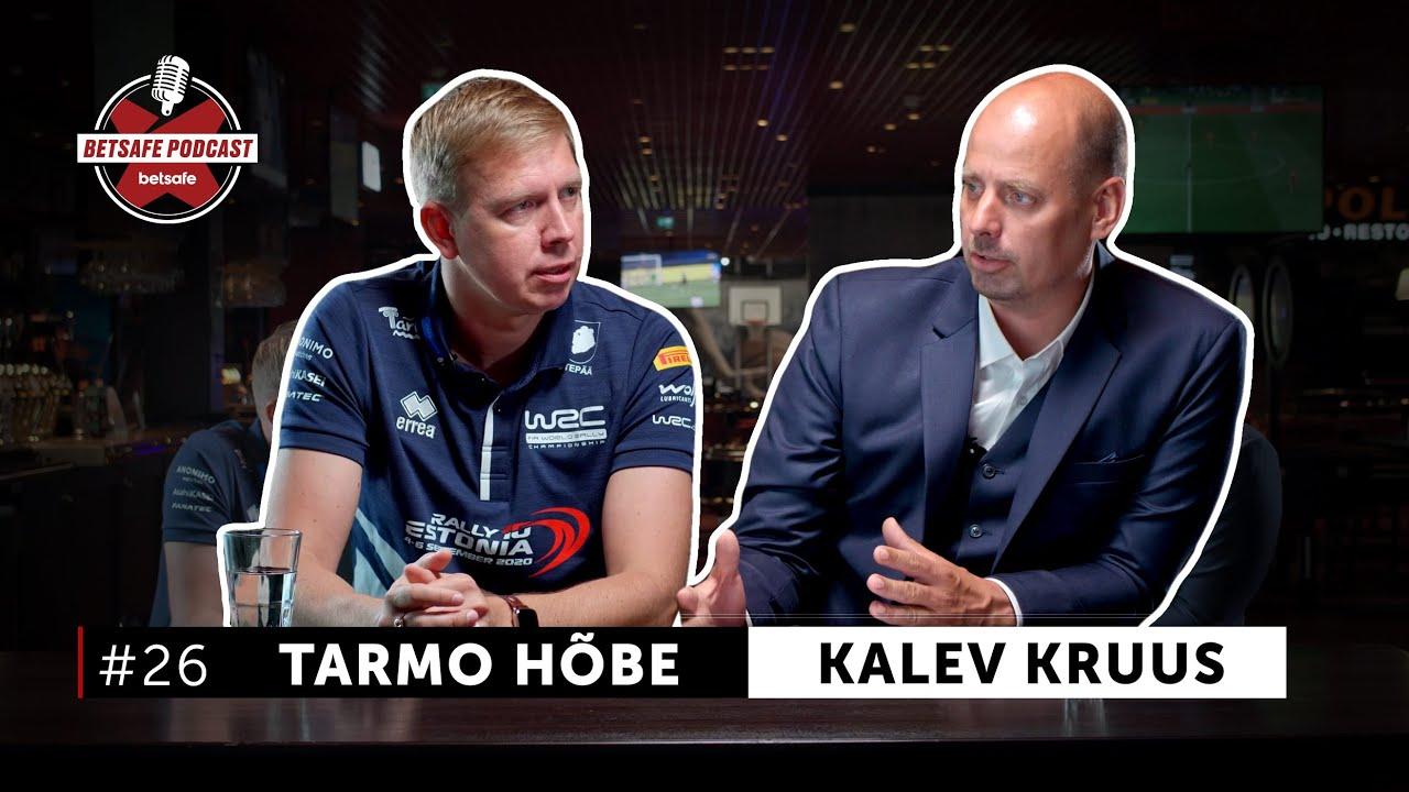 Tarmo Hõbe ja Kalev Kruus räägivad Rally Estonia detailidest