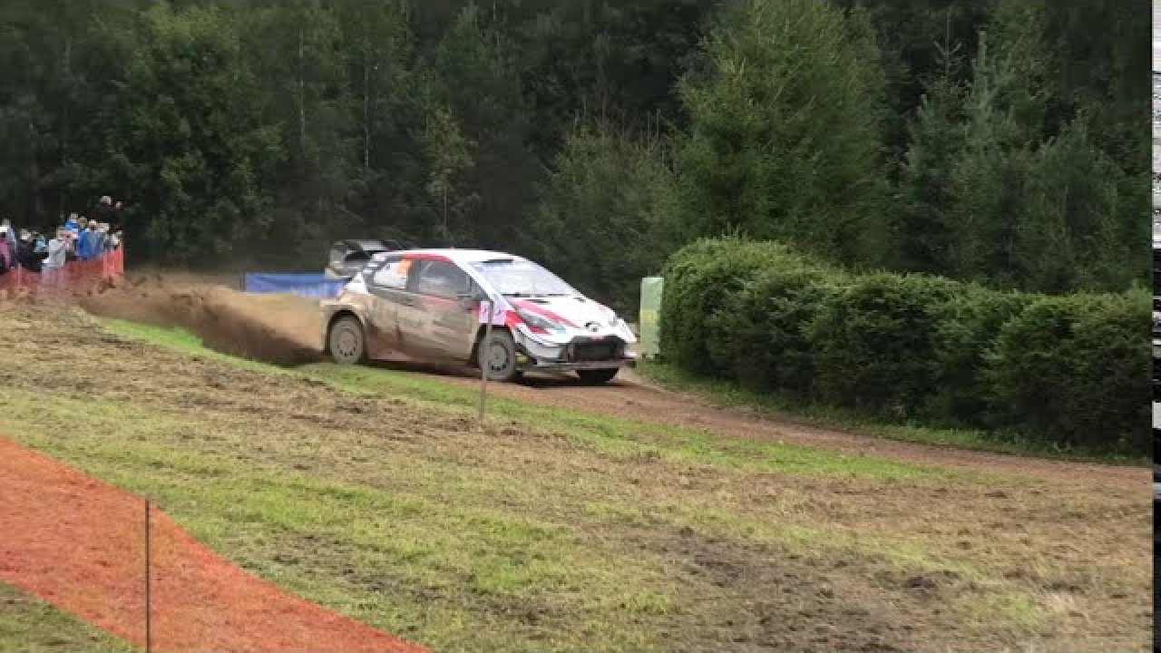 Rovanperä Rally Estonia, Onueedu