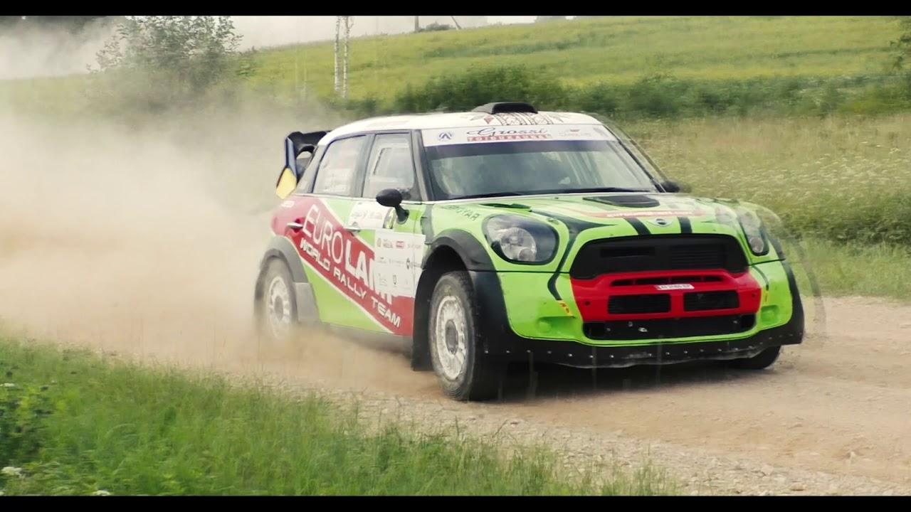 Rally Estonia 2018 - testikatse, Sander Nurm