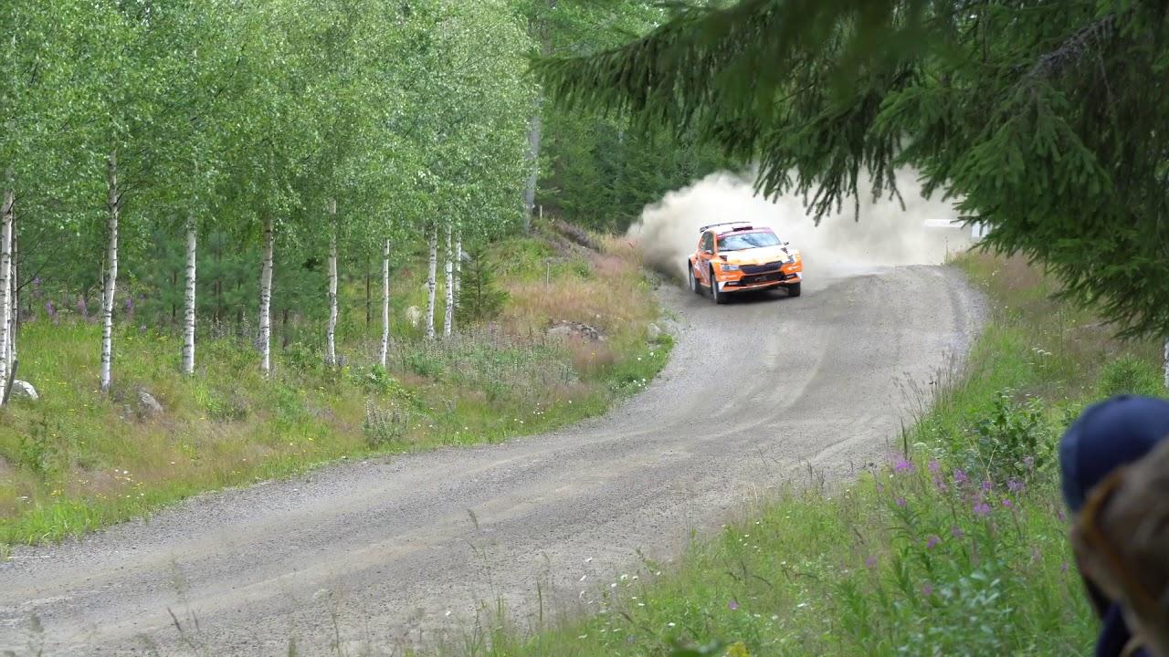 Soome ralli 2019 - SS4 Urria, Sport with MARINA