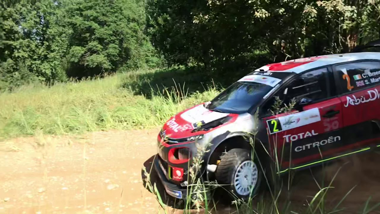 Rally Estonia 2018 - 1. päev, SS4, Greeni napikas