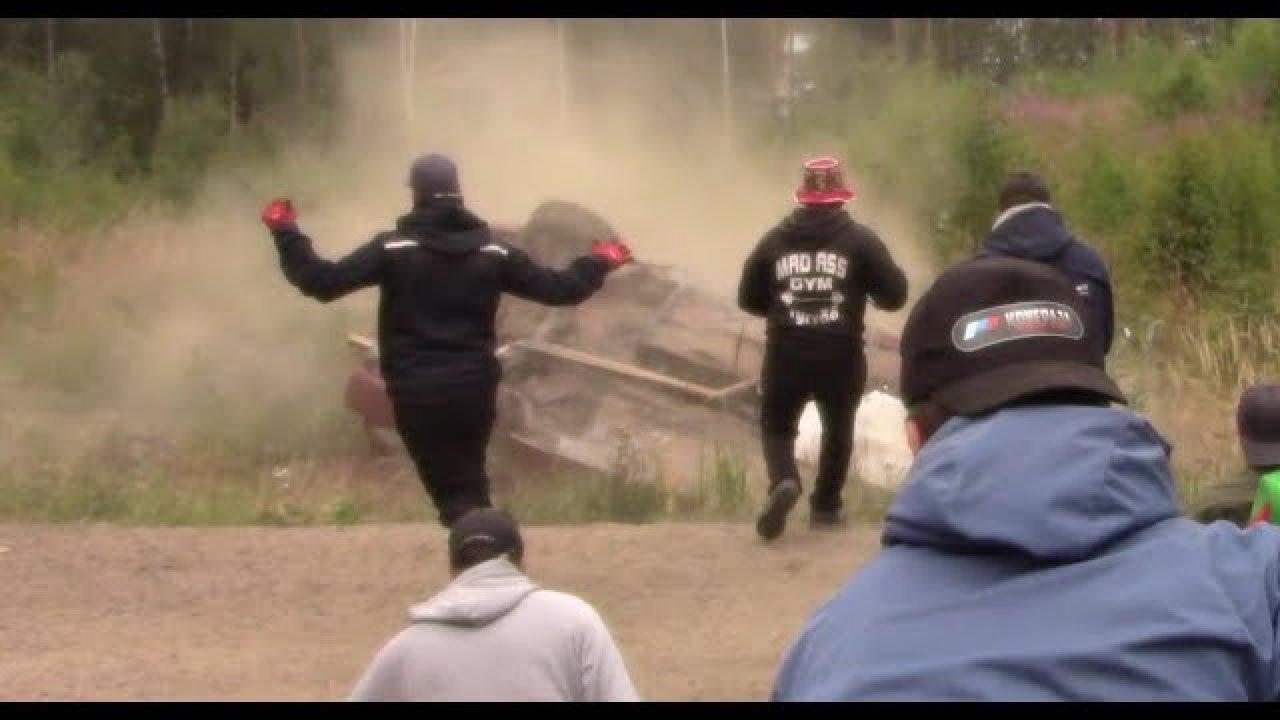 Soome ralli 2019 - apsakad ja väljasõidud, MIL Rallyvids