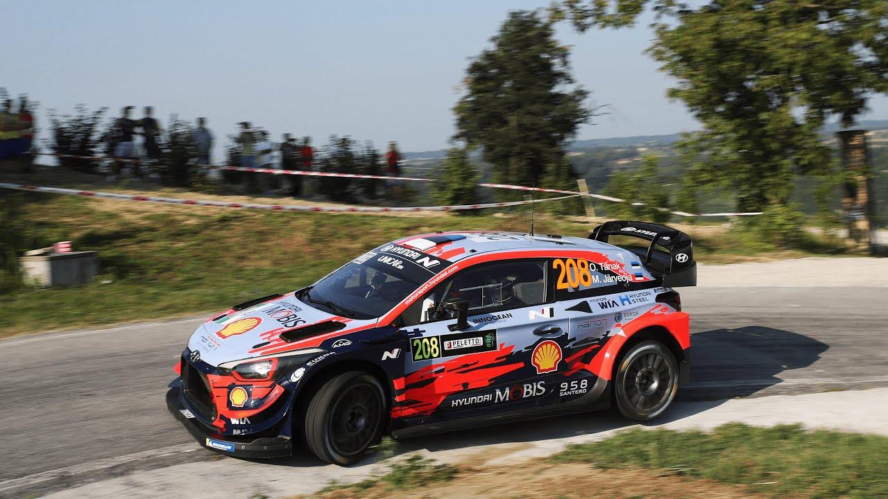 Tänaku parimad hetked Rally di Alba 2020