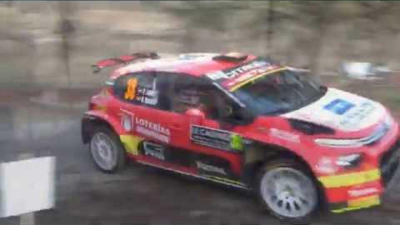 Monte Carlo ralli 2020 - shakedown testikatse, Rallyetheo 05