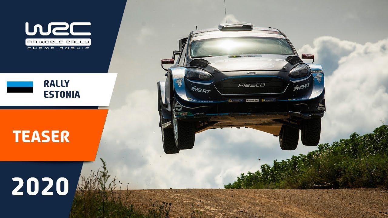 Rally Estonia 2020 õrritusvideo
