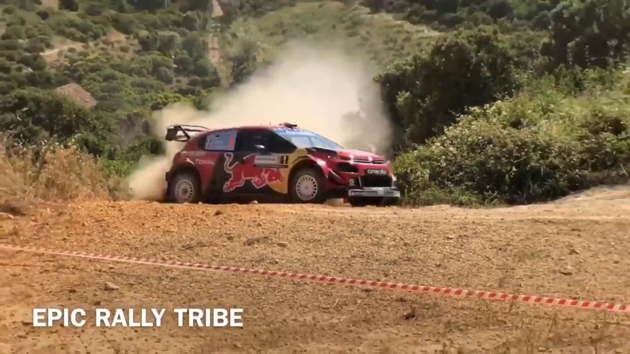 Sardiinia ralli 2019 testikatse, Epic Rally Tribe