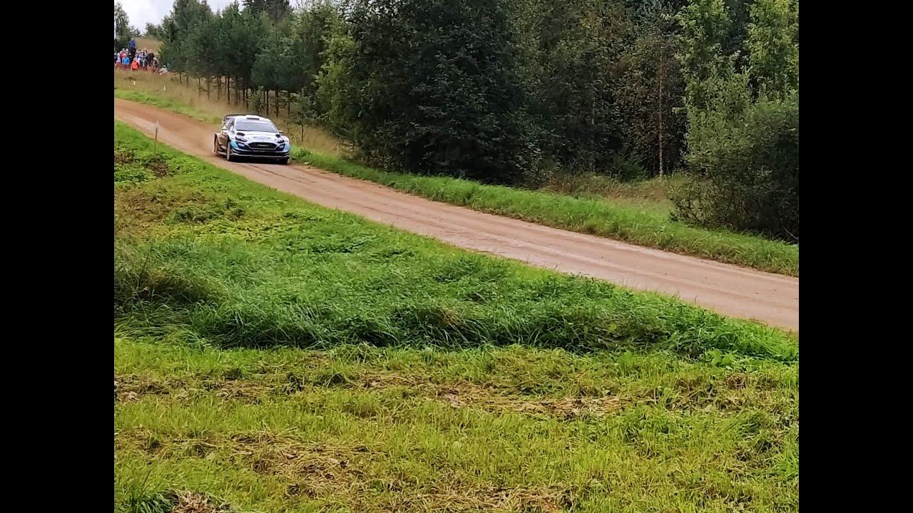 Ülevaade Rally Estonia kiiruskatsetelt, ProAnd