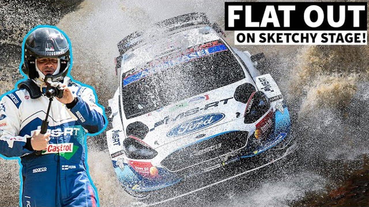 Tänapäevane WRC kaar iseloomustatuna WRC kommentaatori Neil Cole poolt