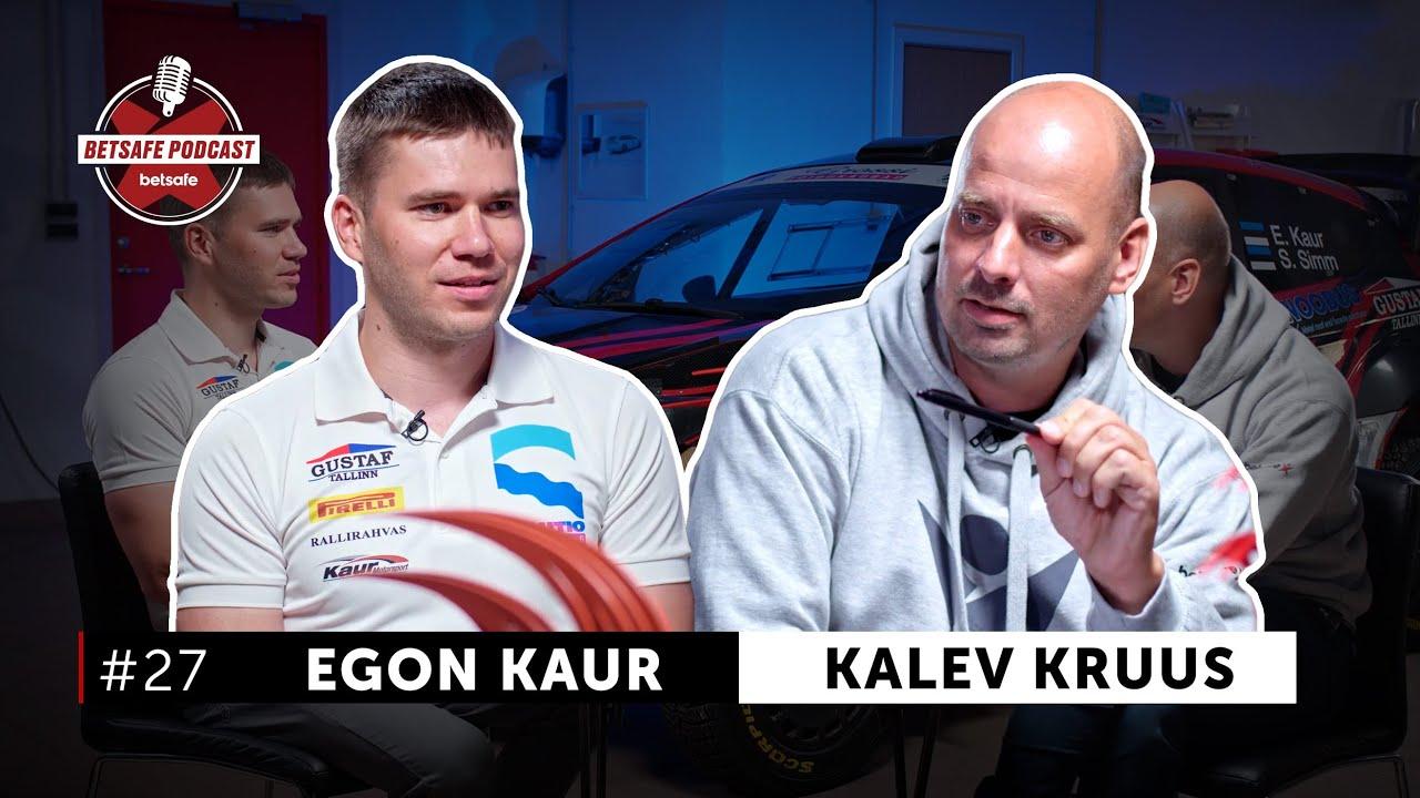 Egon Kaur ja Kalev Kruus