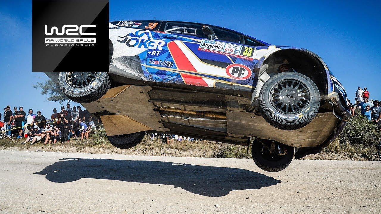 Argentiina ralli 2018 - kiiruskatsed 9 - 11, ülevaade, WRC