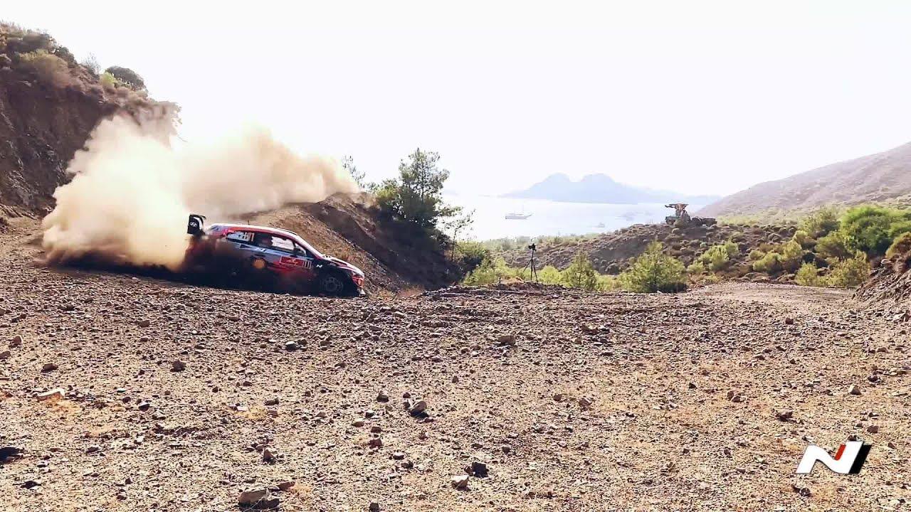 Hyundai Motorsport kokkuvõte Türgi Rallist