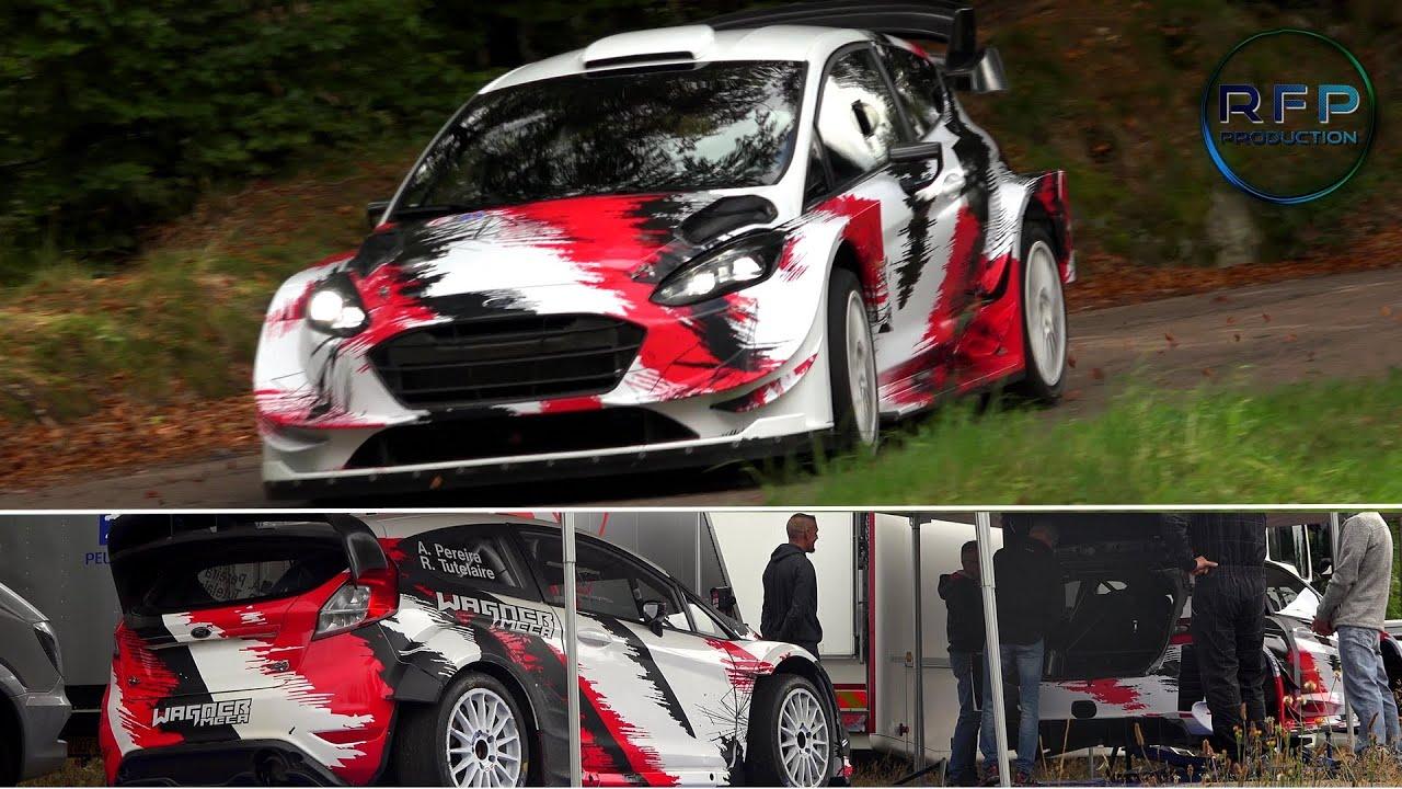 2016 aasta WRC vs 2020 WRC masin
