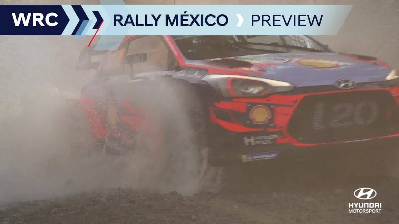 Vaata Hyundai Motorsport Mehhiko ralli eelvaadet