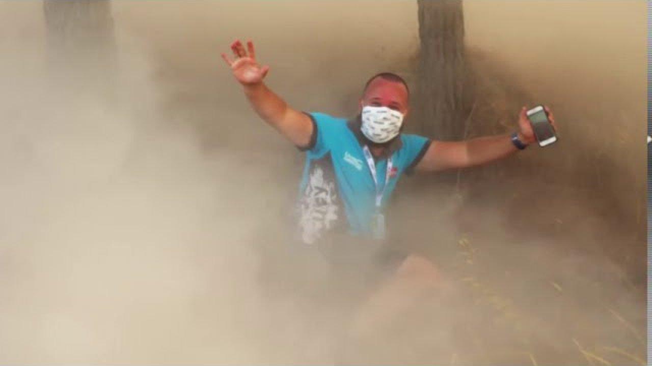 Emotsioonivideo Türgi Ralli esimeselt päevalt