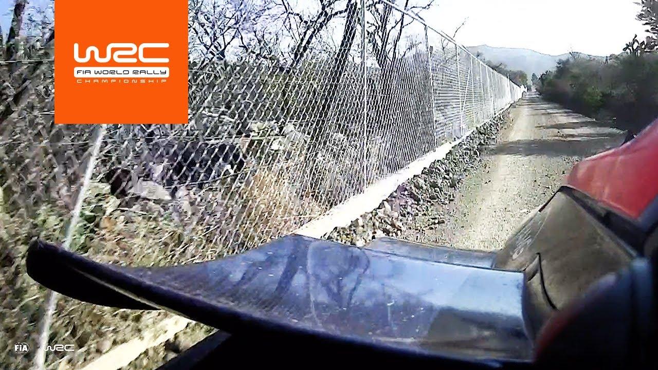 Hyundai pilootide pardakaamera kokkuvõte Mehhiko rallilt