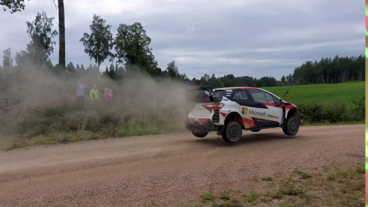 Ogier testimas Lõuna-Eestis 06.08.2020
