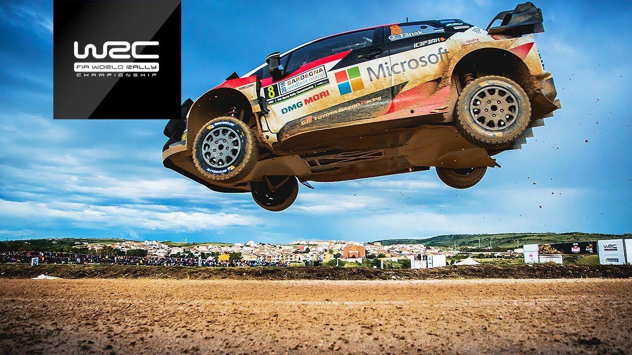 Sardiinia ralli 2019 FIA eelvaate klipp
