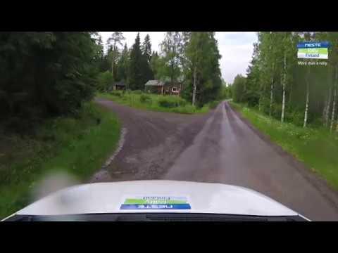 Soome ralli 2017 - eelvaade, SS16 ja SS19, Ouninpohja