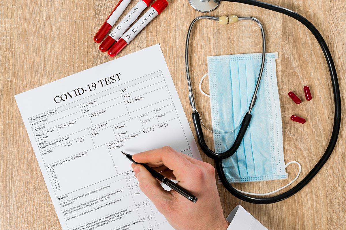 За сутки было сделано 1010 тестов на коронавирус, диагностировано 37 новых случаев заражения