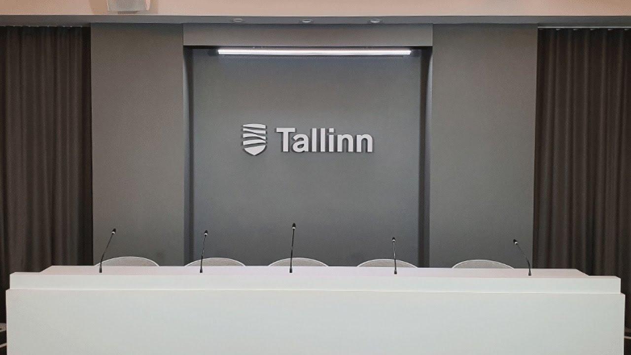 Пресс-конференция Таллиннской горуправы на русском языке, 16.09.2020