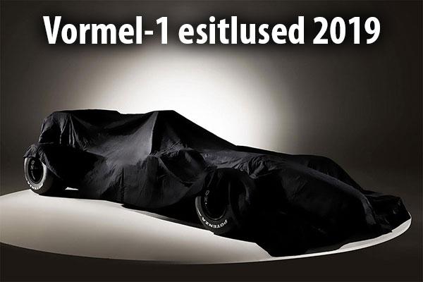 Vormel-1 esitlused 2019