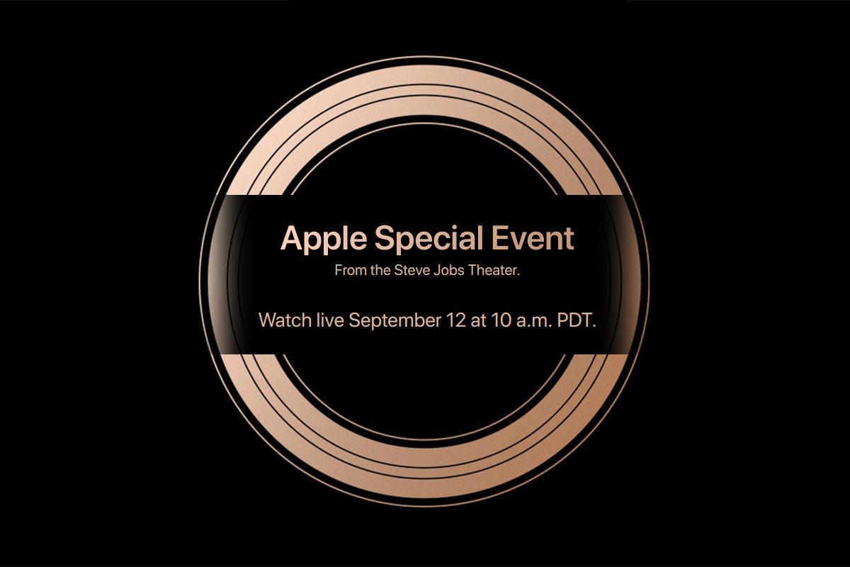 Täna õhtul kell 8 algab Apple igaaastane sügisene eriüritus