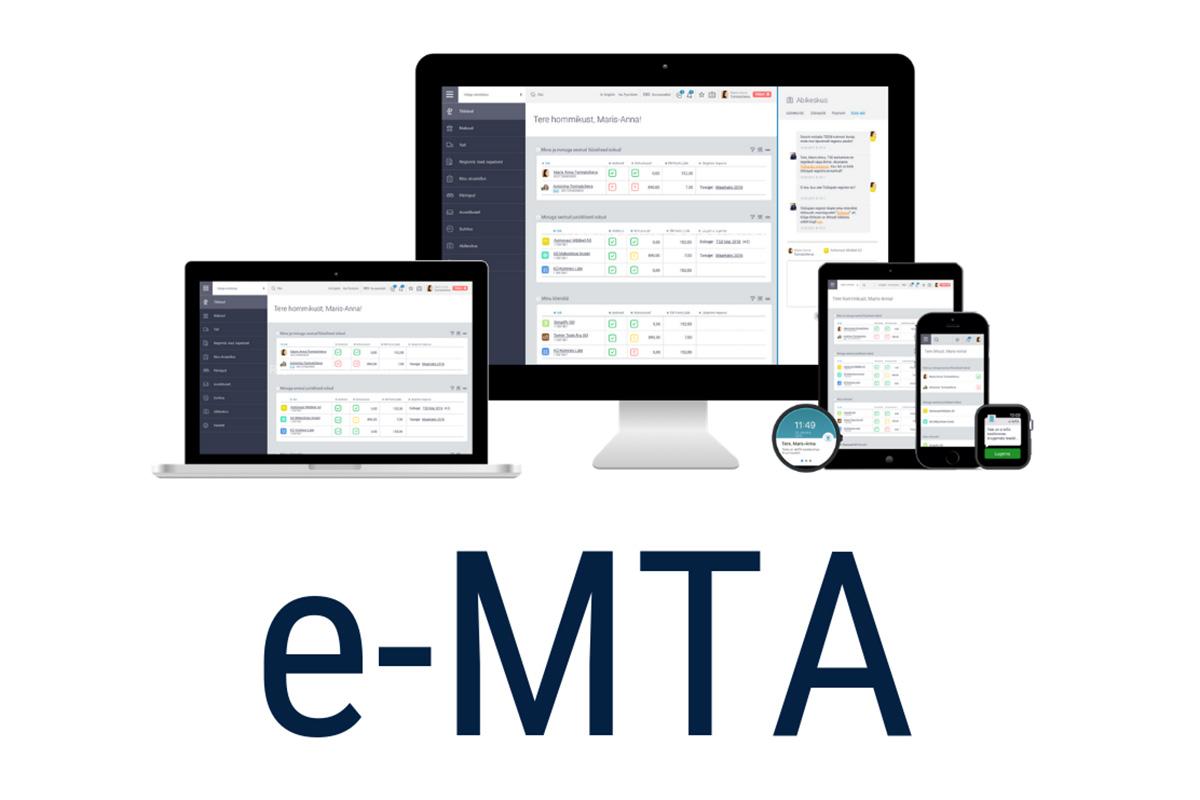 MTA avas uuenenud iseteeninduskeskkonna e-MTA
