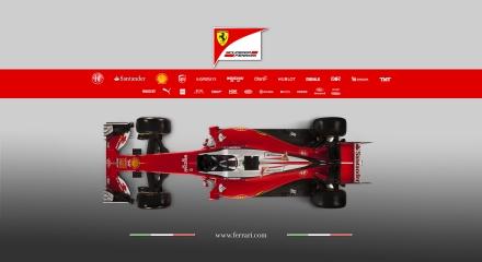 Vormel-1 esmaesitlus 2016: Ferrari SF16-H
