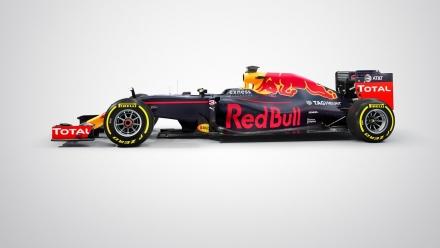 Vormel-1 esmaesitlus 2016: Red Bull RB12