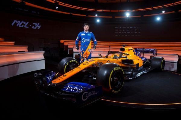 McLaren MCL-34 pildid