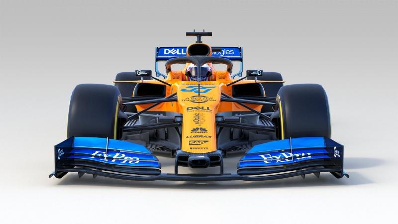 McLaren MCL-34